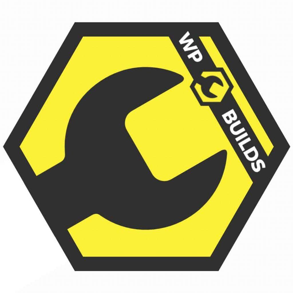 Le WP construit un logo